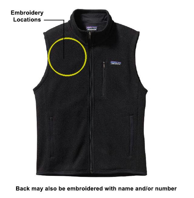 Men's Better Sweater Vest black