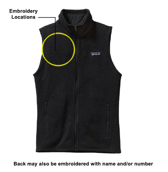 Women's Better Sweater Vest black